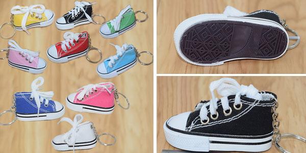 llaveros de zapatillas converse