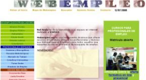 Os recomendamos: webempleo.org