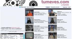 Tumeves.com: Videopreséntate y empléate! Web recomendada