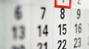 Calendario Escolar 2010 2011 Canarias, Castilla La Mancha y Galicia