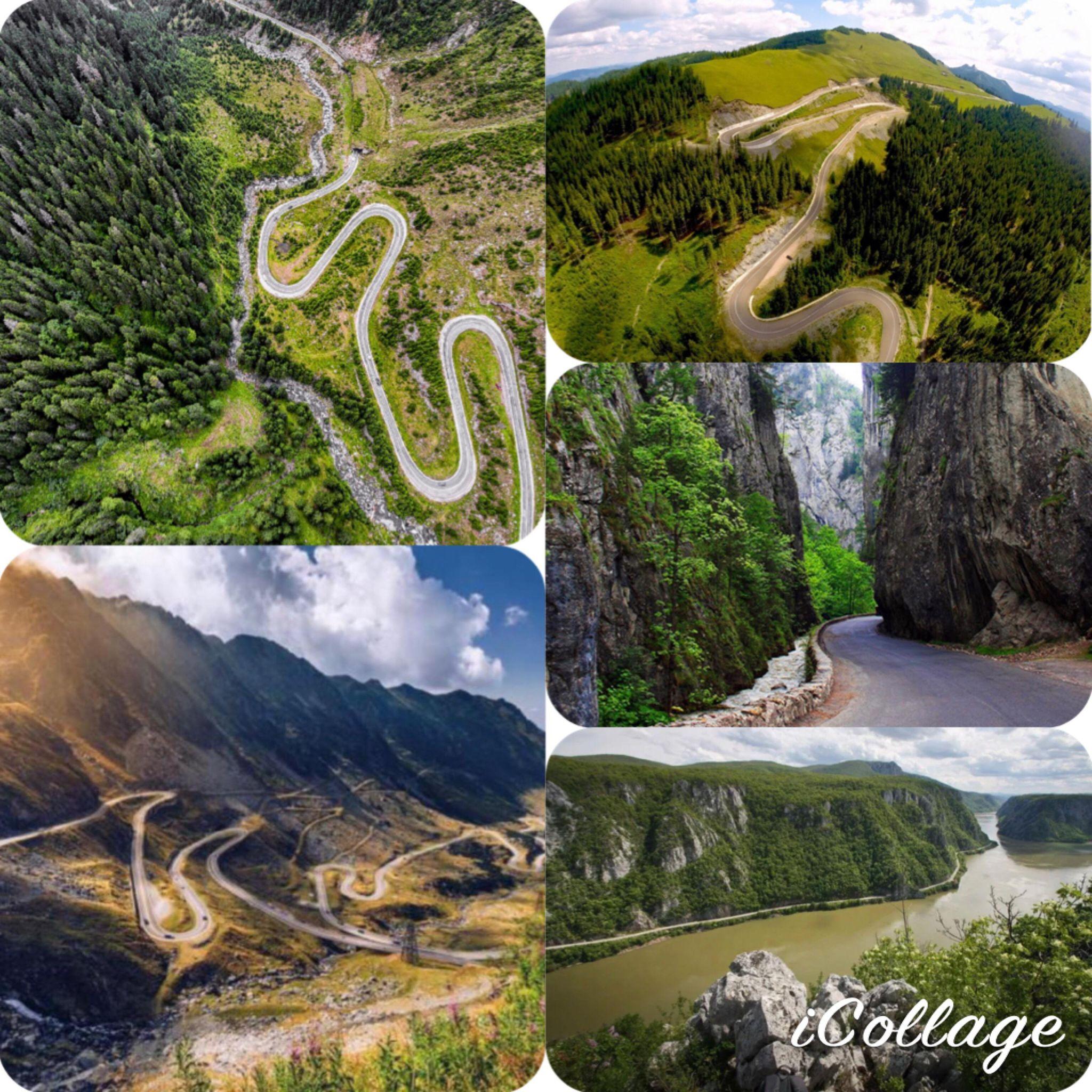 Top 5 cele mai frumoase drumuri din Romania