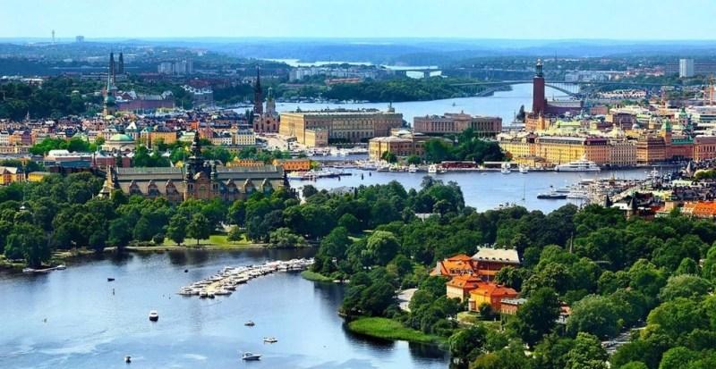 Zboruri Stockholm, de la 158 RON dus – intors