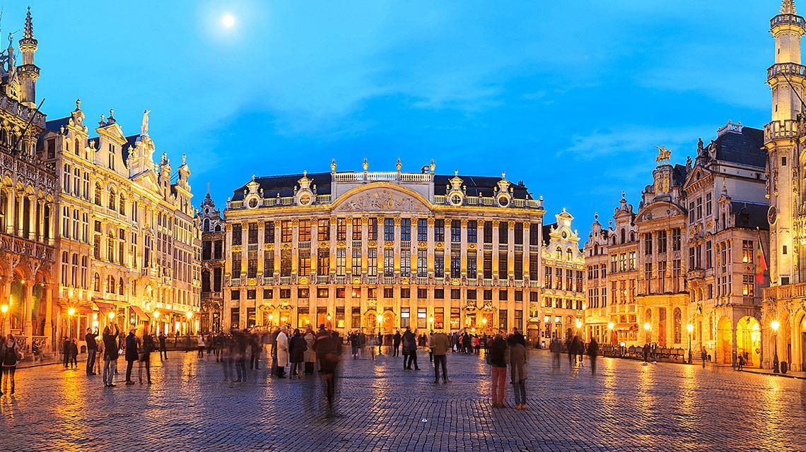 Oferta last minute Bruxelles, 16 EUR