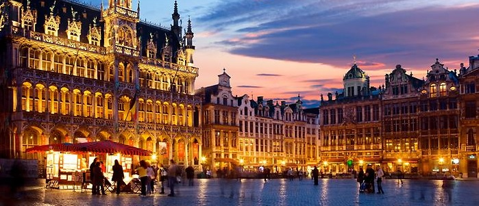 Cazare 5 nopti, Bruxelles –   198 EUR, 2 persoane