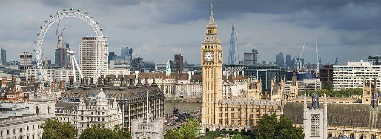 Zboruri Bucuresti – Londra, Mai 2021 – 146 lei (dus-intors)