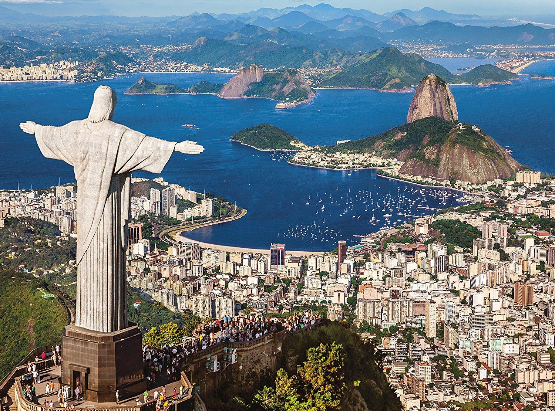 Zboruri Rio de Janeiro, Brazilia – de la 383/369 EUR (dus-intors) – Februarie, Martie 2021 – Plecare din Bucuresti/Bacau