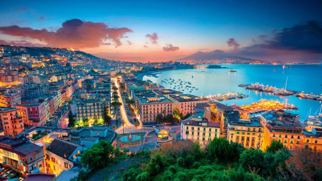 Zboruri Napoli, Italia – Martie 2021 – 25 EUR (dus – intors)