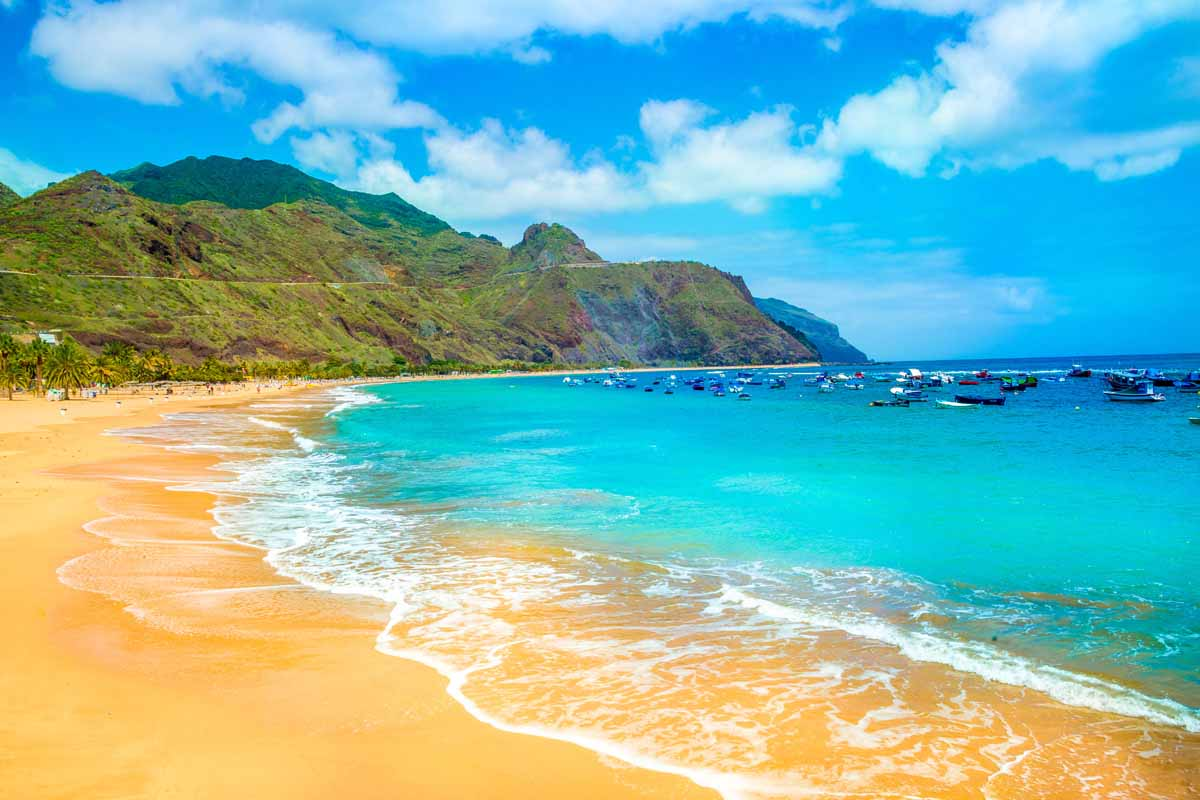 Weekend prelungit in Tenerife, Spania! doar 128 euro (zbor si cazare 3 nopti)