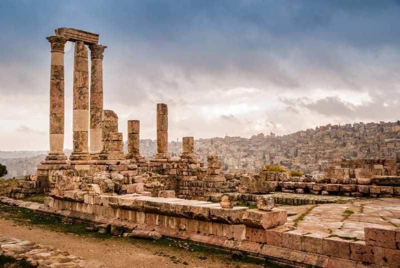 Zboruri foarte ieftine catre Amman, Iordania! Incepand de la 25 euro (dus-intors)!