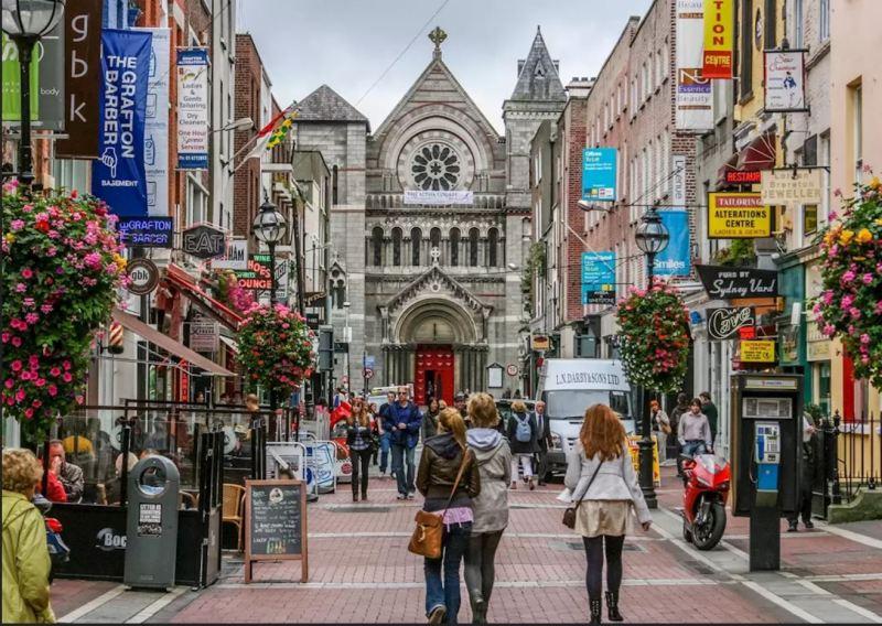Despre Dublin (Irlanda), cand sa mergi, perioade bune si atractii turistice