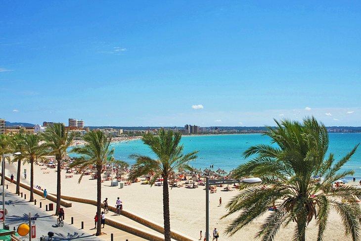 Palma de Mallorca, Spania in plina vara! 167 euro ( zbor si cazare 4 nopti)