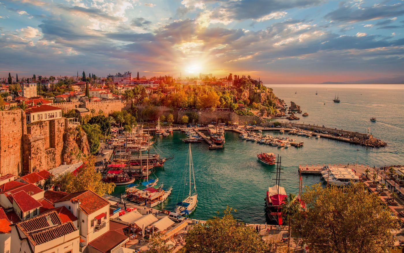 6 zile in Antalya, Turcia – Vara – 203 euro – zbor si cazare