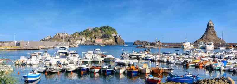 Despre Catania (Italia), cand sa mergi, perioade bune si atractii turistice