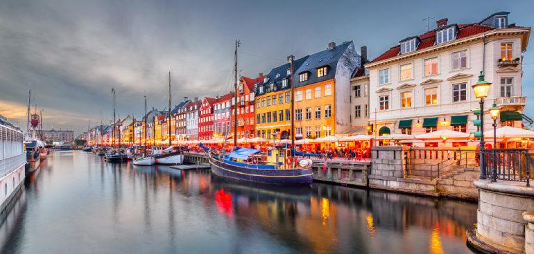 Zboruri catre Copenhaga, Danemarca – de la 59 EUR dus-intors