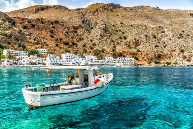 Vacanta in Creta, Grecia, doar 109 euro!! (zbor + cazare 4 nopti)