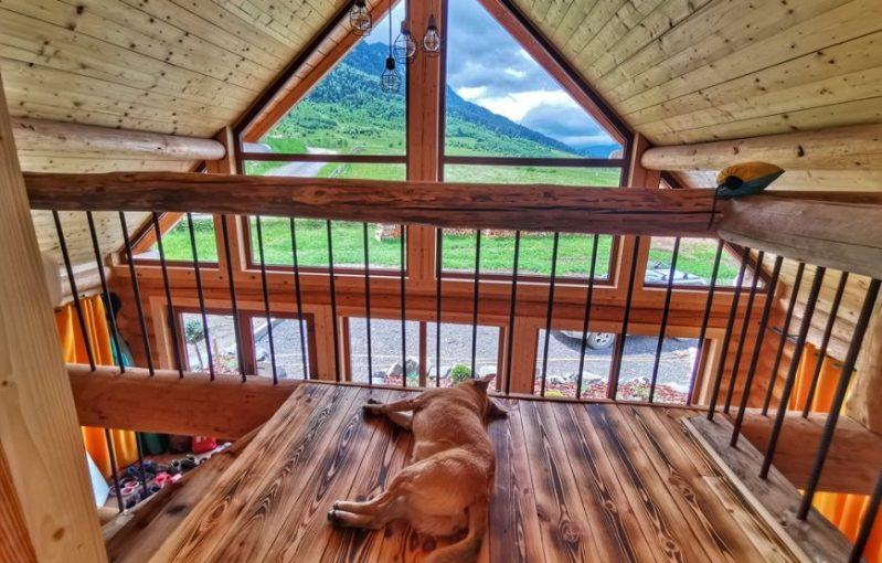 Cabana magnifica in Piatra Craiului – King's Rock Cabin – Romania