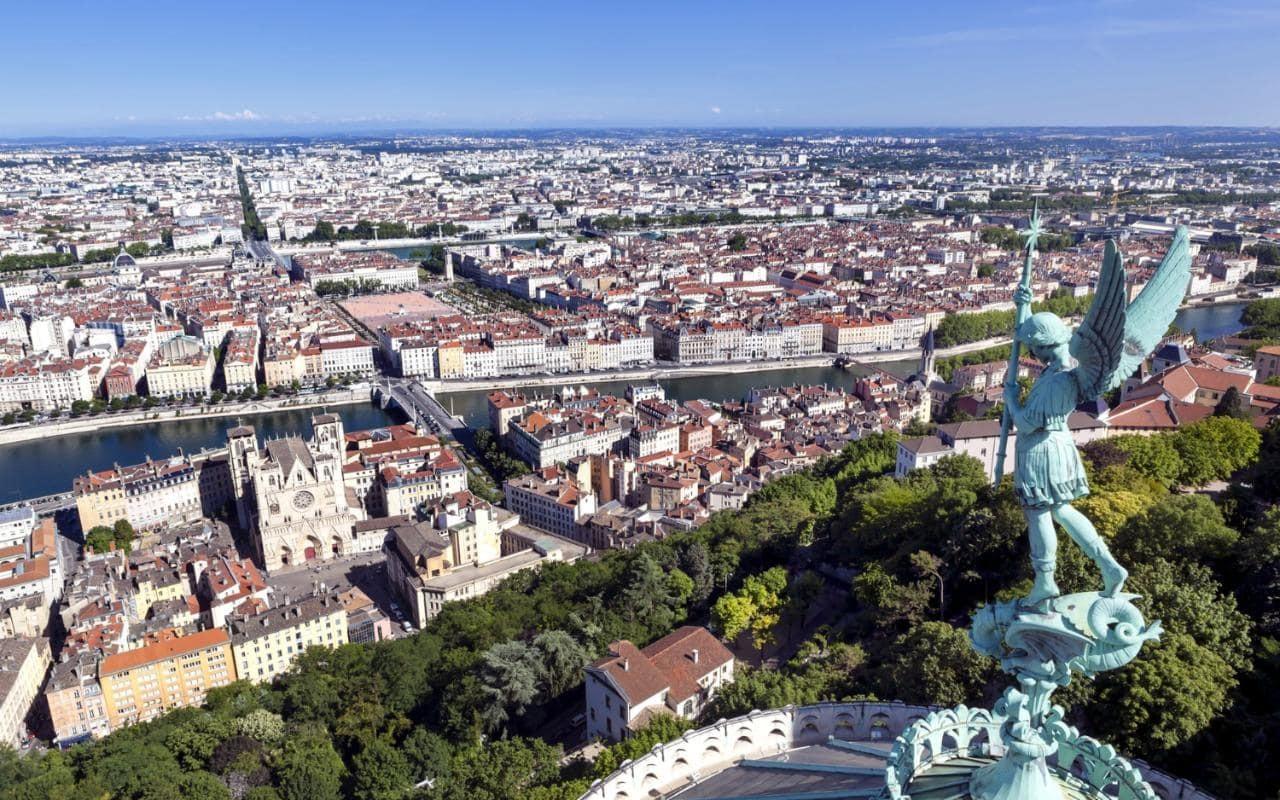 Despre Lyon (Franta), cum ajungi, cand, perioade si atractii turistice