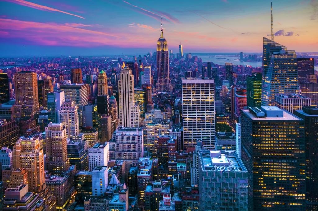 Despre New York (USA), cum ajungi, cand, perioade si atractii turistice