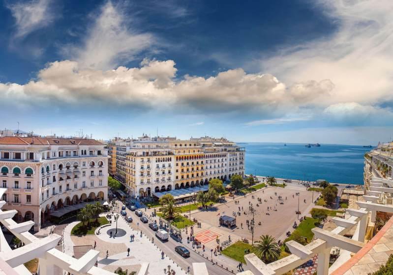 Zboruri spre Salonic in plin sezon – de la 133 EUR dus-intors
