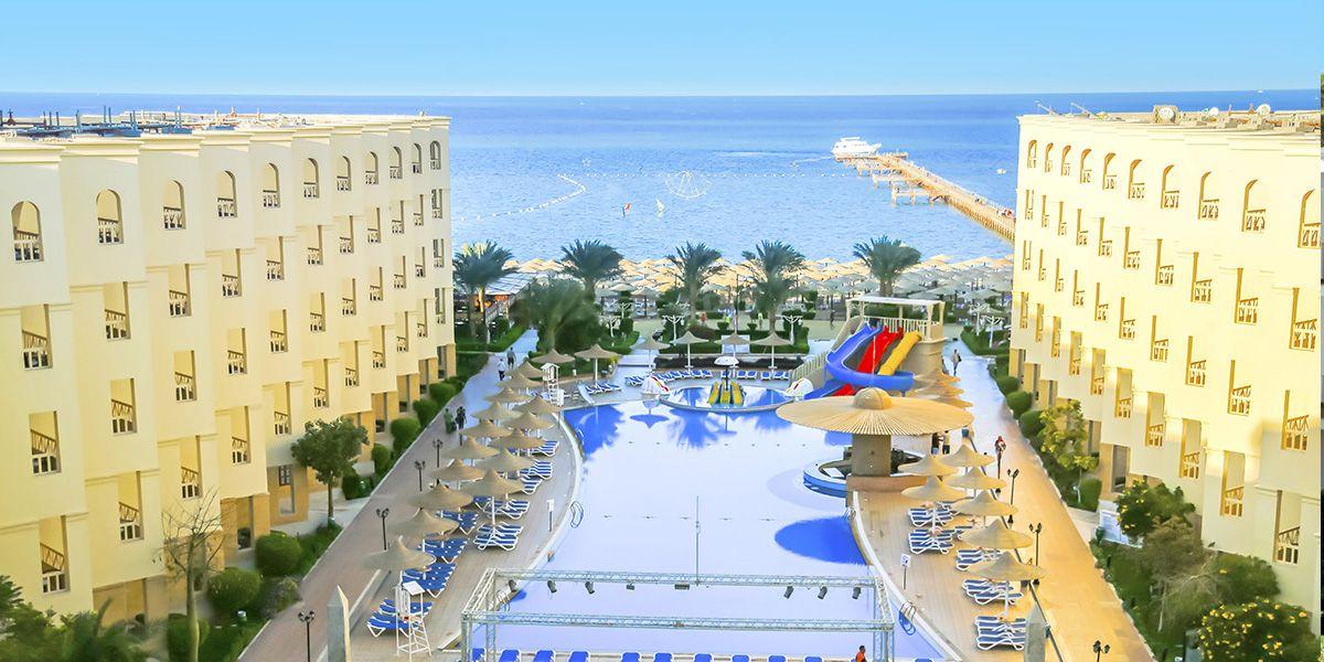 Hotel de 5* in Hurghada, Egipt, 45 euro/noapte – ALL INCLUSIVE