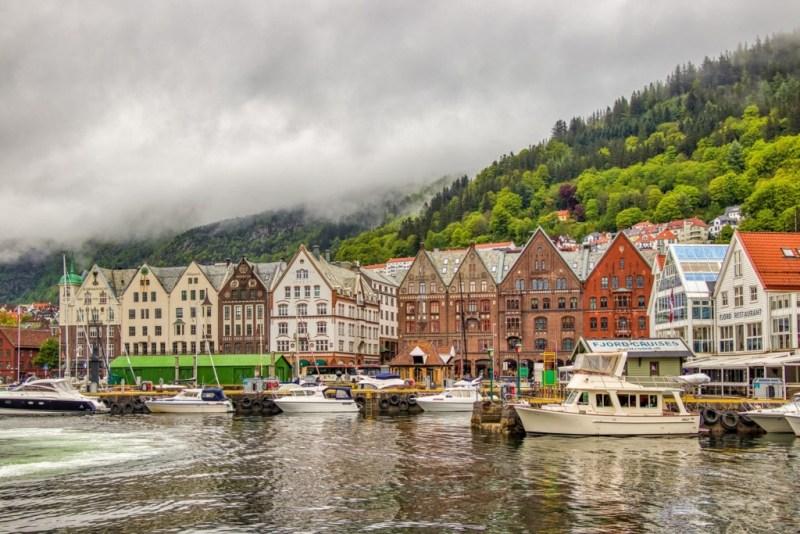 City break de vara in frumosul Bergen, Norvegia! 137 euro ( zbor si cazare 3 nopti)