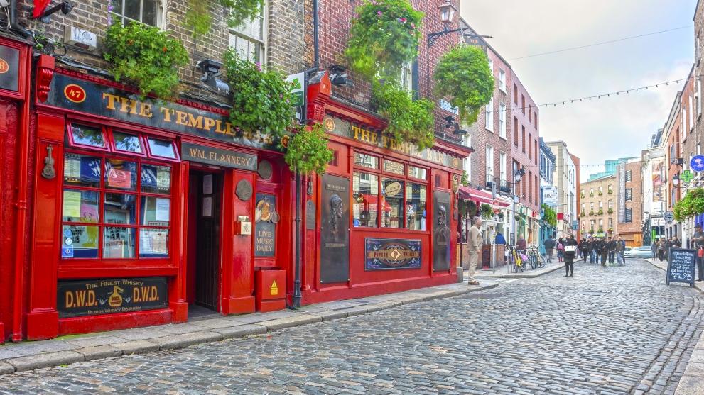 City Break, Dublin, Irlanda! 192 euro ( zbor si cazare 4 nopti)