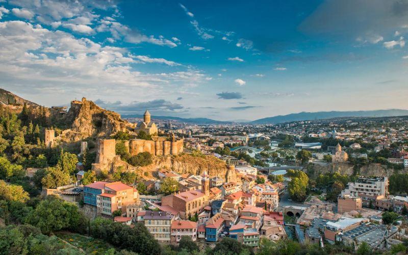 Vacanta in Tbilisi, Georgia! 253 euro ( zbor si cazare 7 nopti)