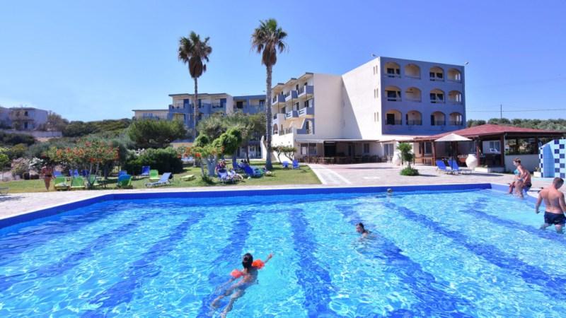 Vară! Sejur all-inclusive la un hotel de 4 * foarte bine cotat în Creta pentru doar 63 € / noapte! (anulare gratuită)