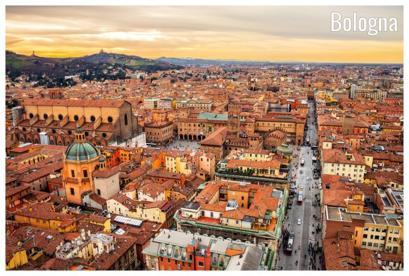 Despre Bologna (Italia), cand sa mergi, perioade bune si atractii turistice
