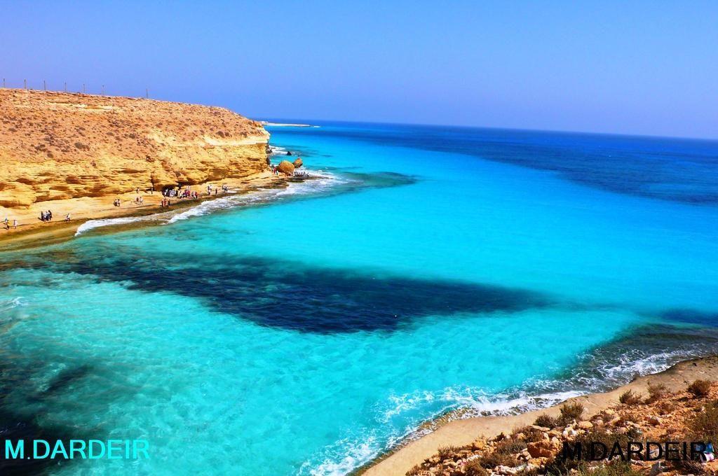 O saptamana in Marsa Matruh, Egipt in Mai ( zbor si cazare 7 nopti)! 410 euro