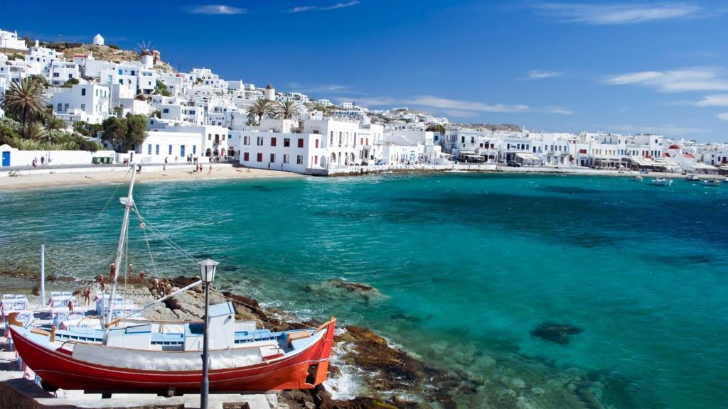Vacanta in Mykonos, Grecia, doar 129 euro!! (zbor si cazare 4 nopti)!