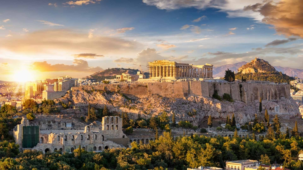 Vacanta in Atena, Grecia, 127 euro (zbor si cazare 4 nopti)