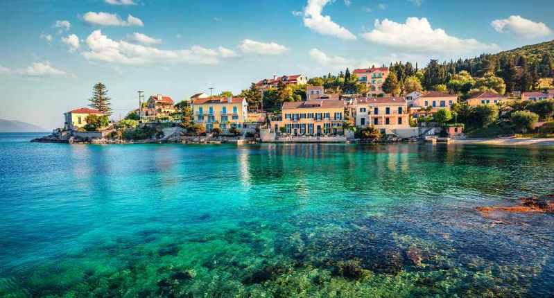 Vacanta in Kefalonia, Grecia! 291 euro ( zbor si cazare 6 nopti)