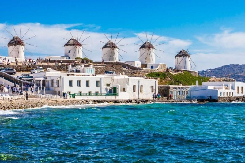 Vacanta de vara in Mykonos, Grecia la 167 euro (zbor si cazare 4 nopti)!
