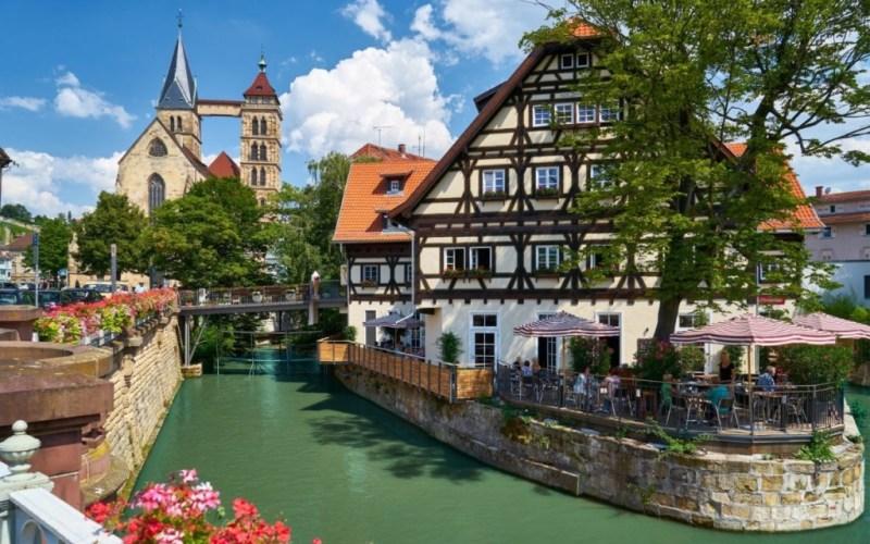 Octombrie! City break in Stuttgart (Germania), 104 euro! (zbor + cazare 3 nopti)!