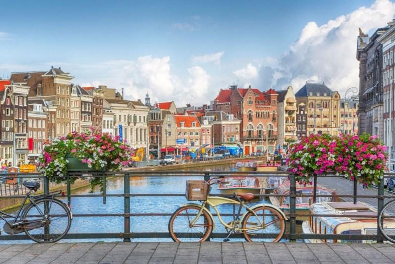 City break in Amsterdam, Olanda, 215 euro (zbor si cazare 4 nopti)