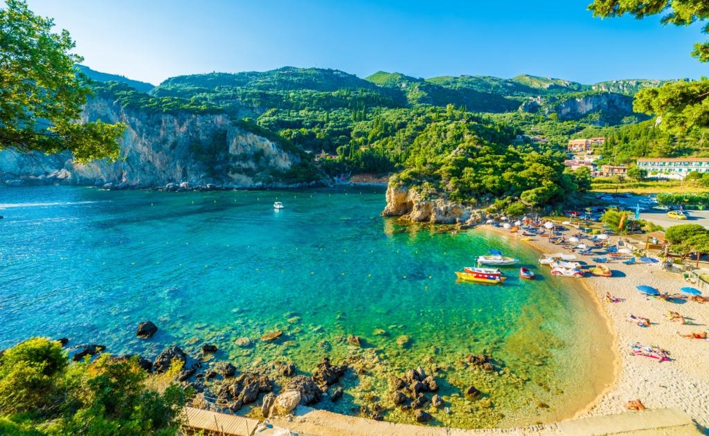 Vacanta de o saptamana in Corfu, Grecia! 188 euro (zbor + cazare)