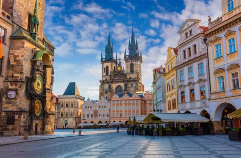 Vacanta in Praga (Cehia), 109 euro! ( zbor + cazare 4 nopti)