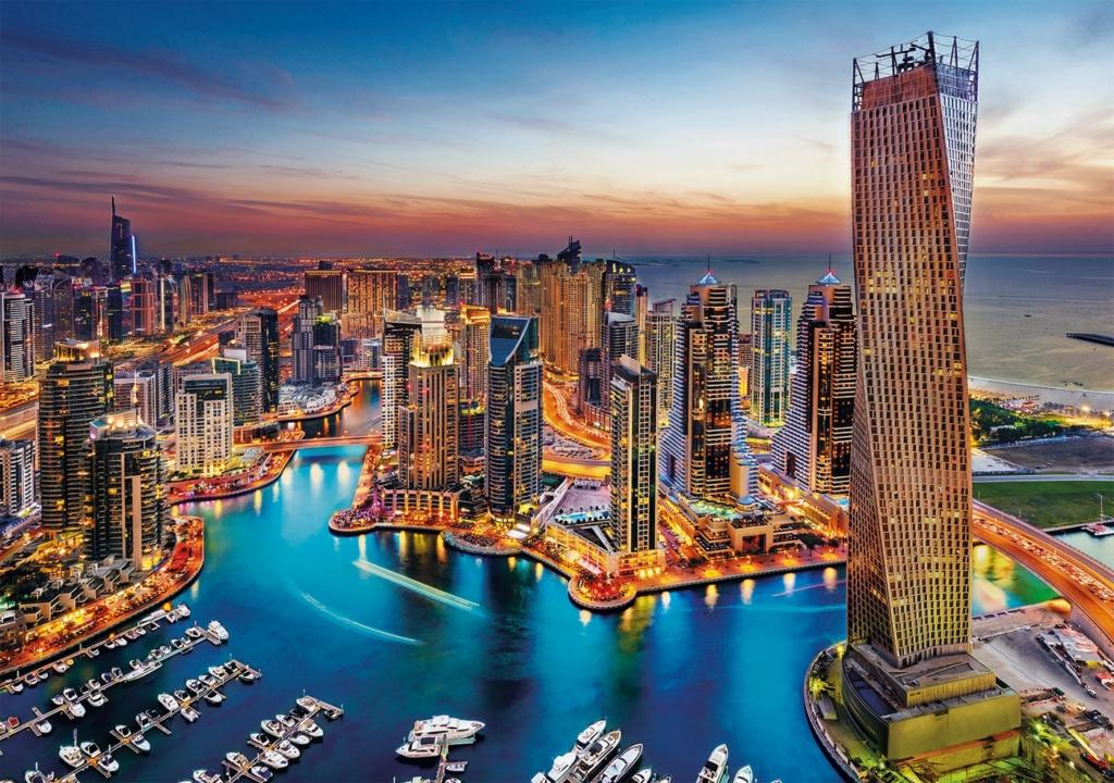 Vacanta in Dubai! 203 euro (zbor + cazare 5 nopti)