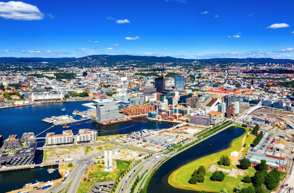 Vacanta in Oslo, Norvegia! 169 euro (zbor si cazare 4 nopti)