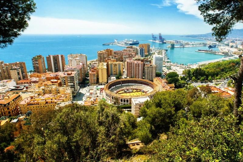 Vacanta in Malaga, Spania – doar 95 euro (zbor si cazare 3 nopti)