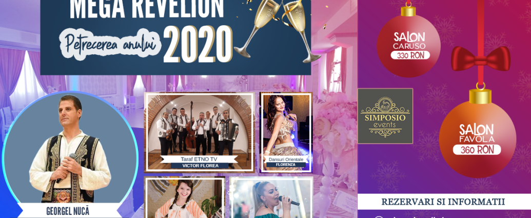 Revelion 2020 la Simposio Events