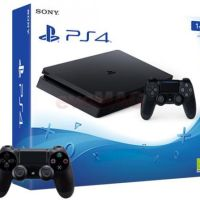 Consola Sony PlayStation 4 Slim 1TB + Extra Controler Dualshock 4