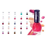 MISS SPORTY LASTING COLOR NAIL POLISH • MISS SPORTY