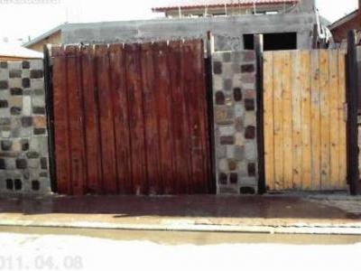 casa in constructie, voluntari sud