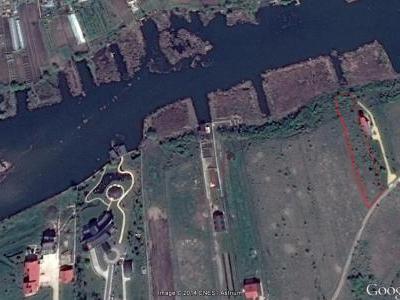 Lac Snagov 25m, intravilan 2910mp Vladiceasca