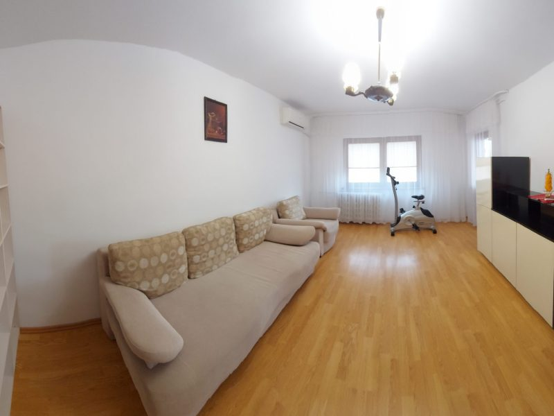 Inchiriez apartament 3 camere, utilat si mobilat
