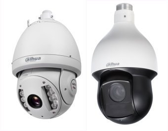 PTZ IP Camera (Speed Dome)