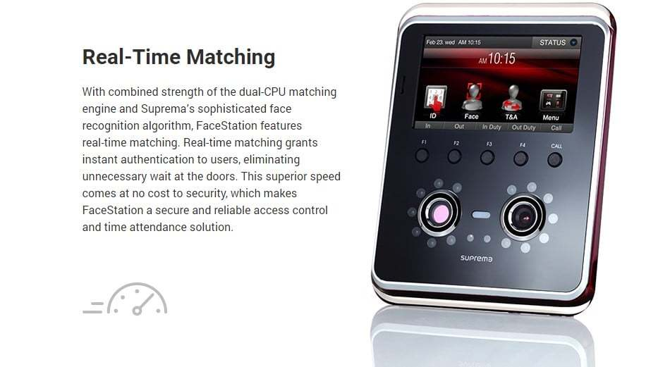 Real-Time Matching
