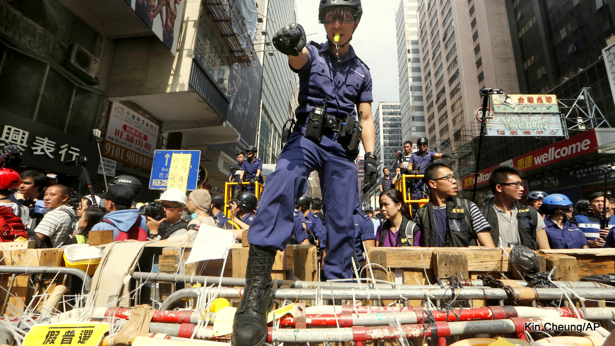 Deeper meanings of the Hong Kong protests